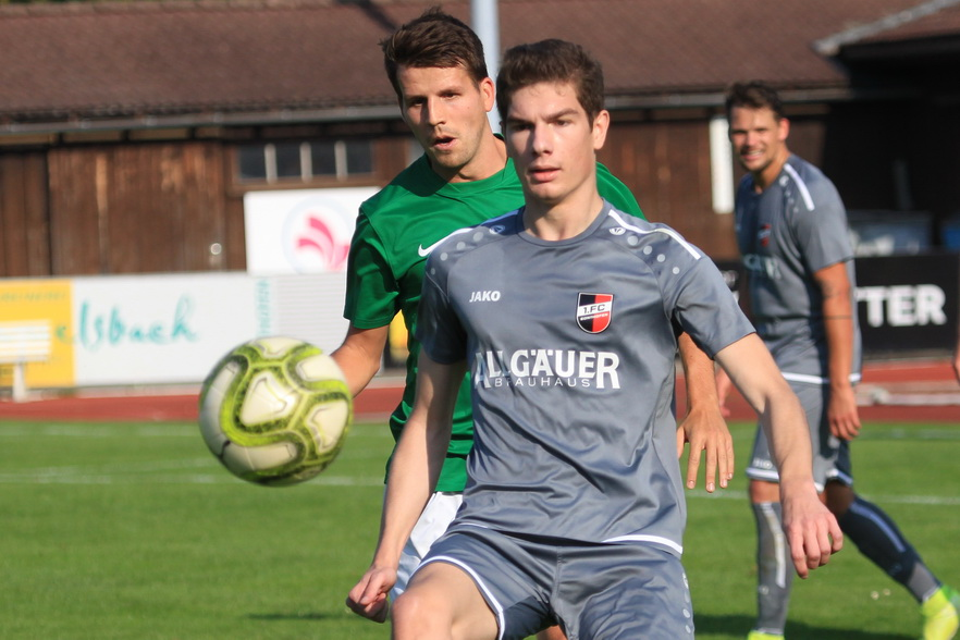 1.FC Sonthofen II – TV Weitnau 3:4 (2:1)