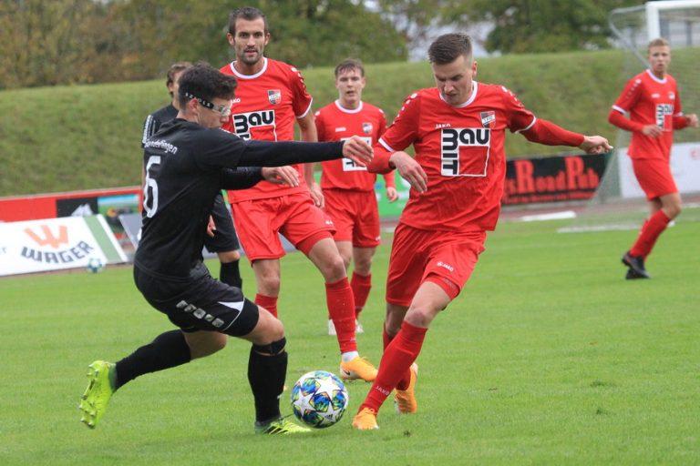 FC Gundelfingen – 1.FC Sonthofen 1:1 (0:0)