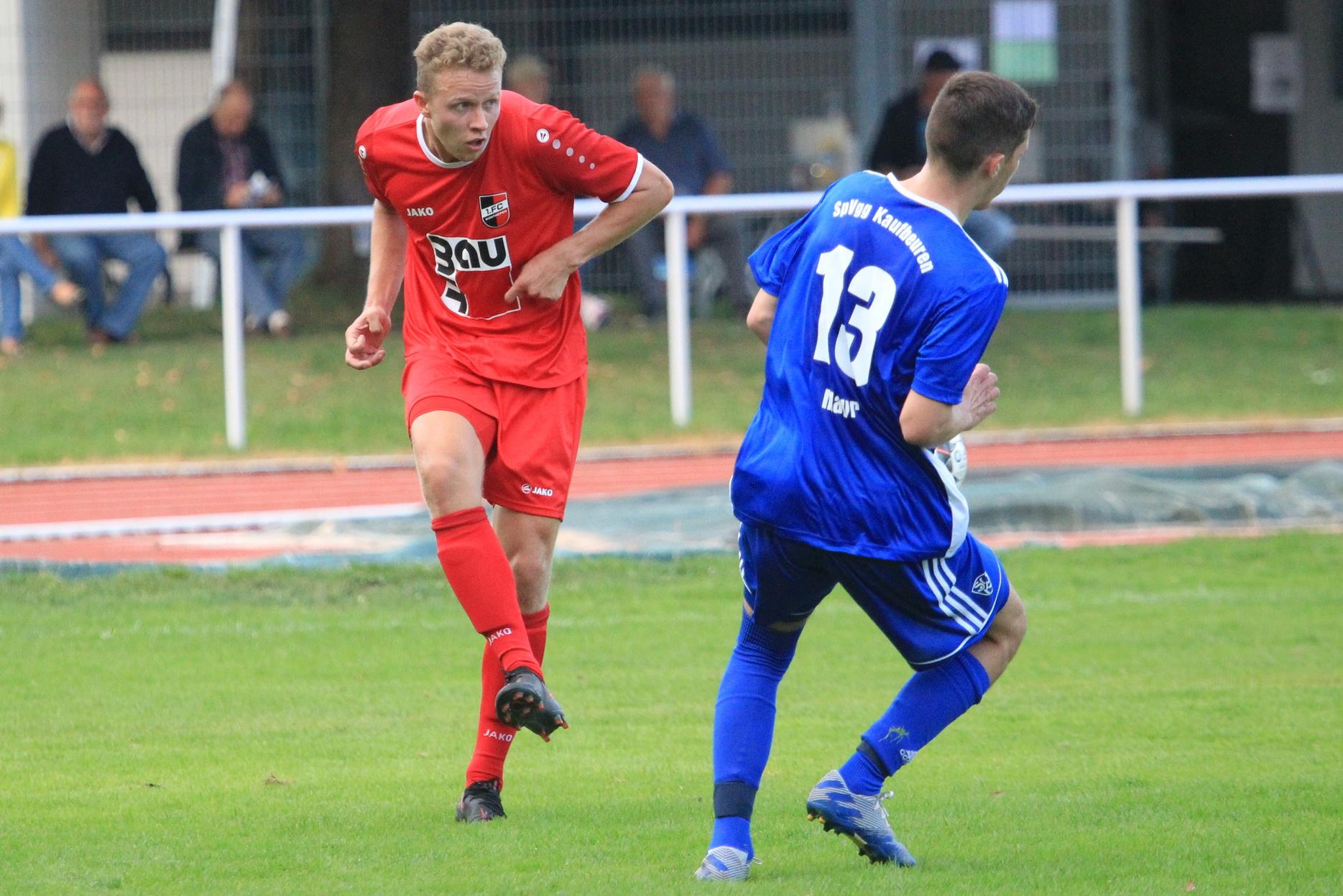 FC Gundelfingen – 1.FC Sonthofen (Samstag) TSV Kottern II – 1.FC Sonthofen II (Sonntag)