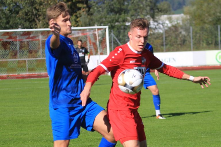 1.FC Sonthofen – Türkspor Augsburg (Samstag)