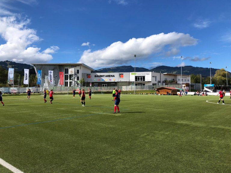 1.FC Sonthofen – SG Dietmansried/Untrasried/Probstried 2-4