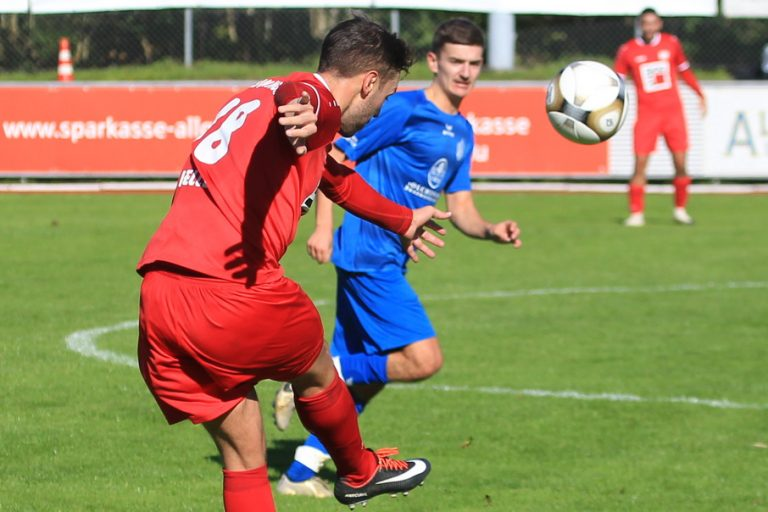 1.FC Sonthofen – SC Olching 2:1 (1:1)