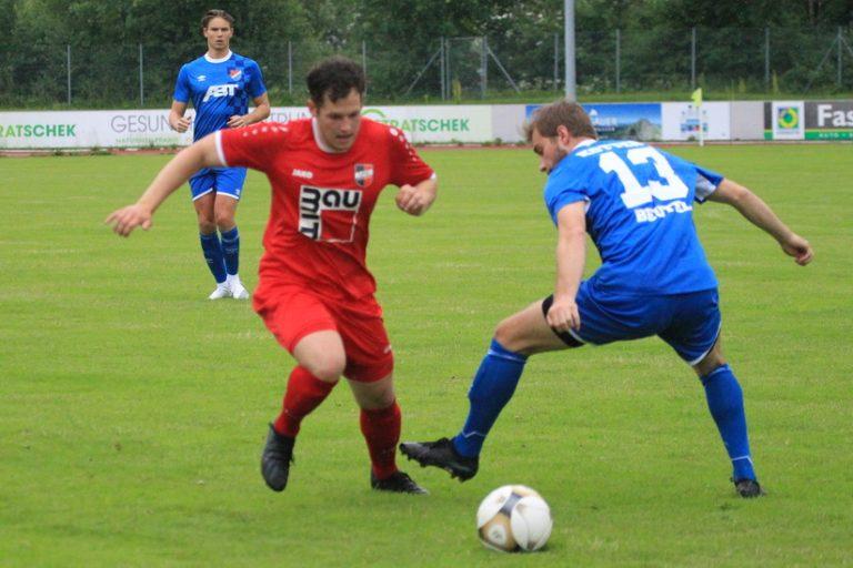 1.FC Sonthofen – TSV Kottern 3:3 (2:1)