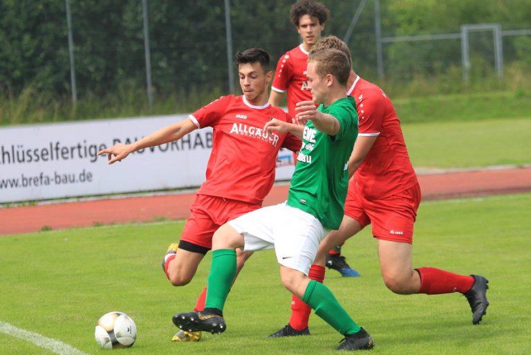 1.FC Sonthofen II – TV Weitnau 1:0 (1:0)