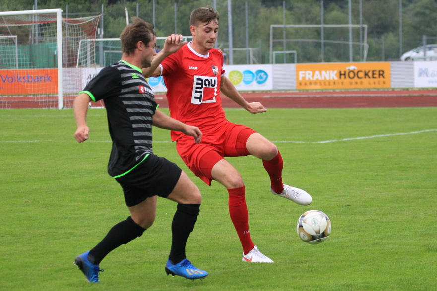 1.FC Sonthofen – TuS Geretsried 2:0 (0:0)