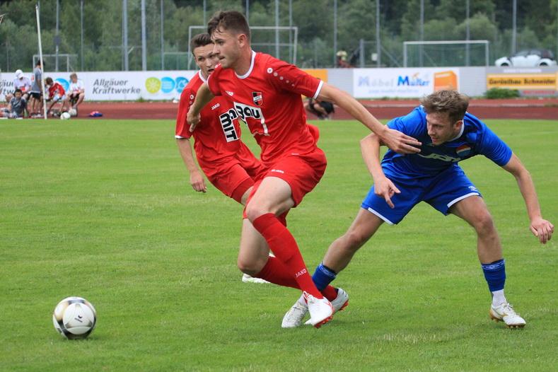 1.FC Sonthofen – TSV Landsberg (Samstag) 1.FC Sonthofen II – TV Hindelang (Samstag)