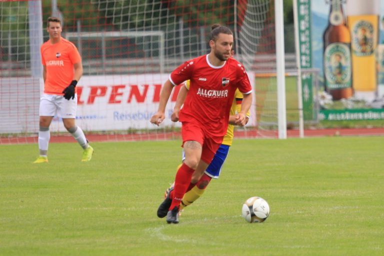 1.FC Sonthofen II – TSV Stiefenhofen 2:0 (1:0)