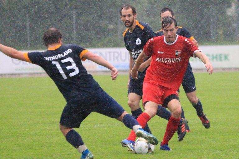 1.FC Sonthofen II – TV Hindelang 3:1 (1:1)