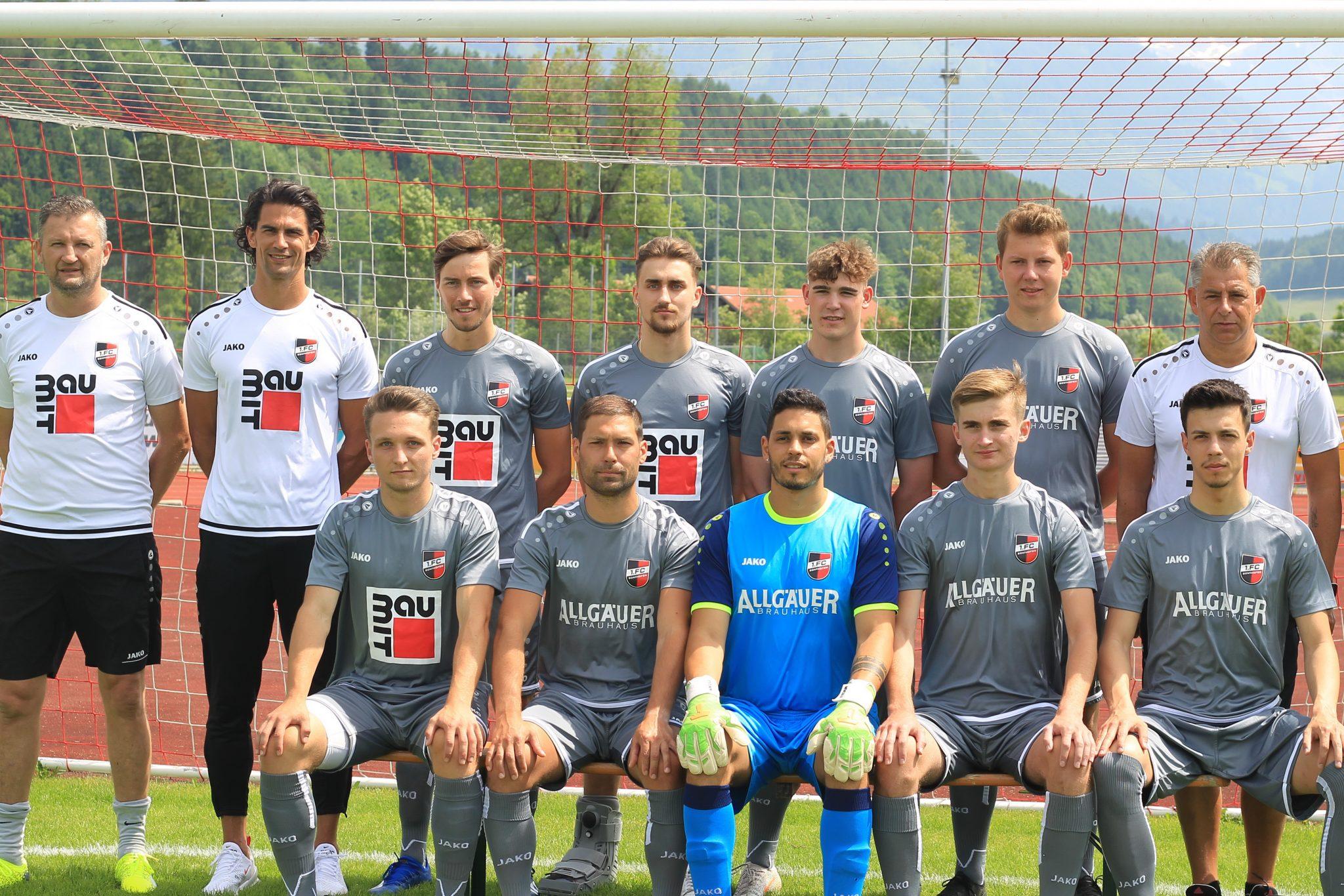 1.FC Sonthofen – TV Erkheim 6:0 (4:0) 1.FC Sonthofen II – TV Oy 2:2 (0:2)
