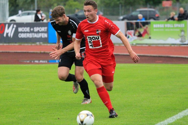 1.FC Sonthofen – TSV Landsberg 1:2 (1:1)