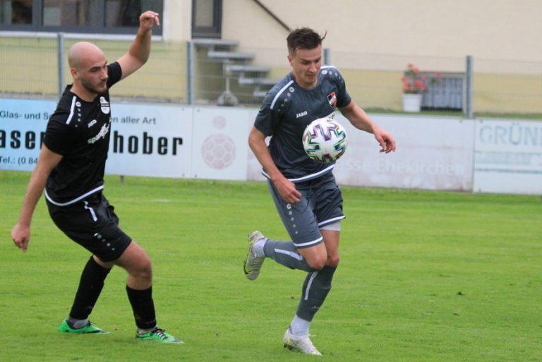 FC Ehekirchen – 1.FC Sonthofen 2:2 (1:1) TV Oy – 1.FC Sonthofen II 3:1 (0:0)