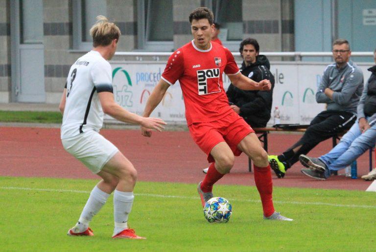 FC Kempten – 1.FC Sonthofen 3:5 (3:1)