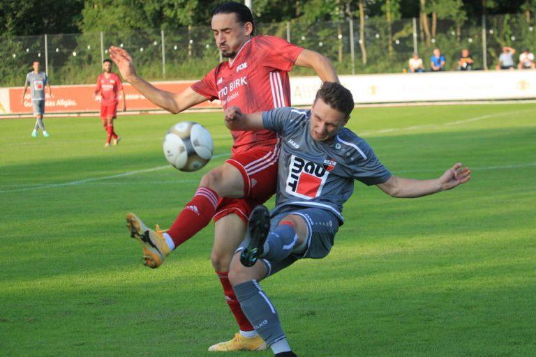 1.FC Sonthofen – FC Memmingen II 1:1 (1:1)
