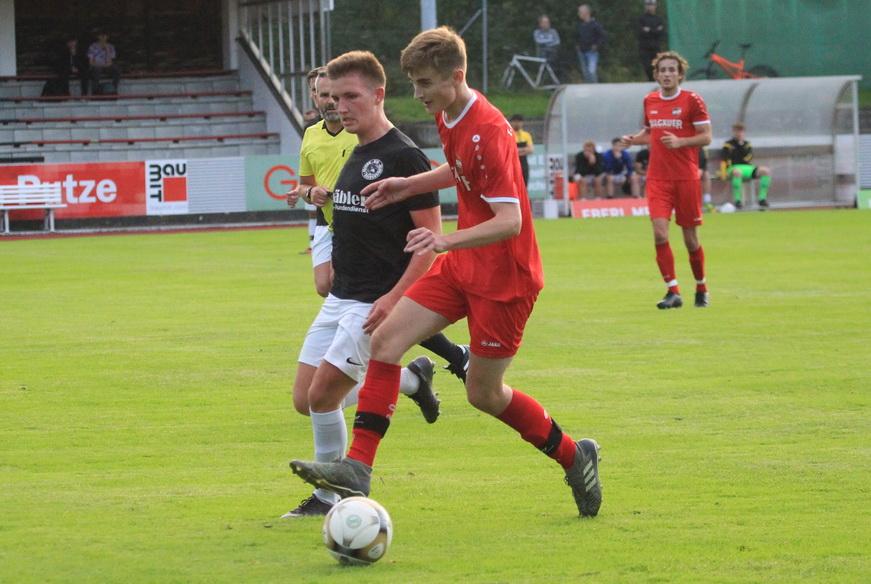 1.FC Sonthofen II – DJK Seifriedsberg 1:1 (0:1)