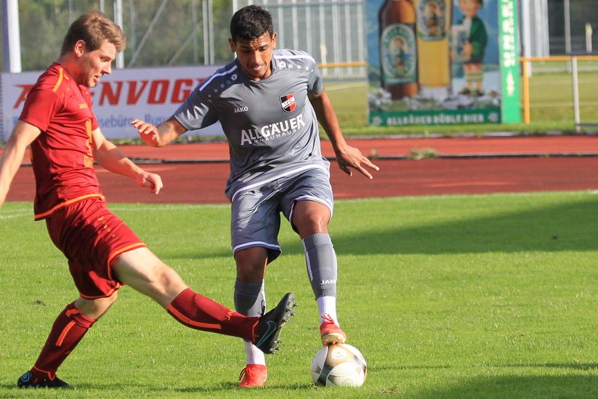 1.FC Sonthofen II – TSV Oberstaufen 4:1 (1:0)