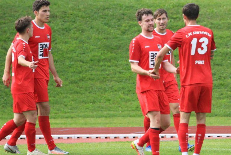 1.FC Garmisch-Partenkirchen – 1.FC Sonthofen 1:2 (1:1)