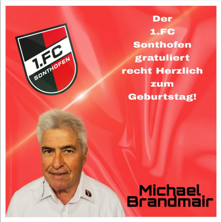 """Wir gratulieren unserem Michael Brandmair zum """"70gar""""!"""