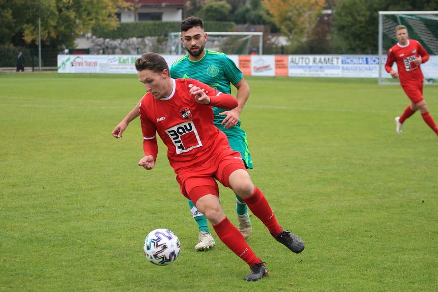 SV Bad Heilbrunn – 1.FC Sonthofen 1:1 (1:0) TSV Heising – 1.FC Sonthofen II 0:0